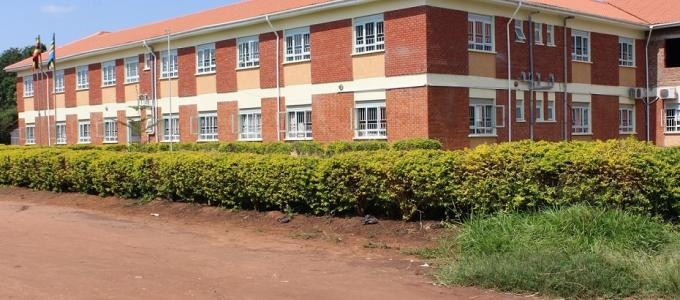 Administration Block 4th phase